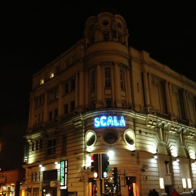 Photo of Scala in King's Cross