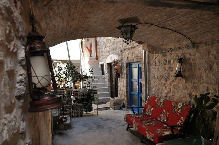 "House""Maria"", historical jewel of Stari Grad Hvar"