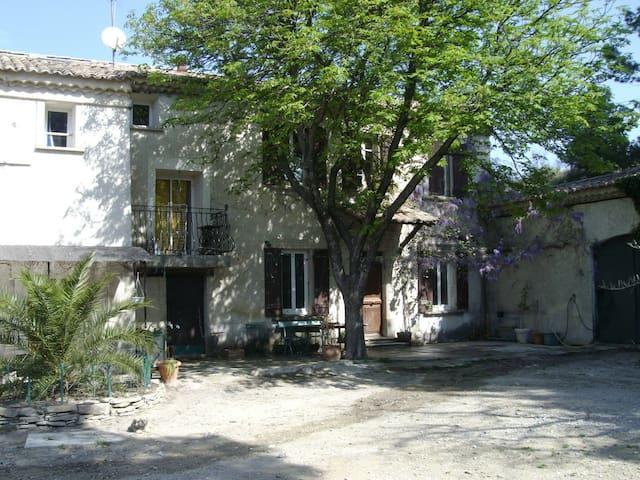 Maison de vacances en Provence avec piscine - Cairanne - Σπίτι