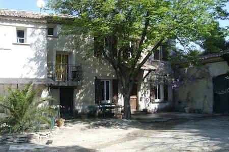 Maison de vacances en Provence avec piscine - Cairanne