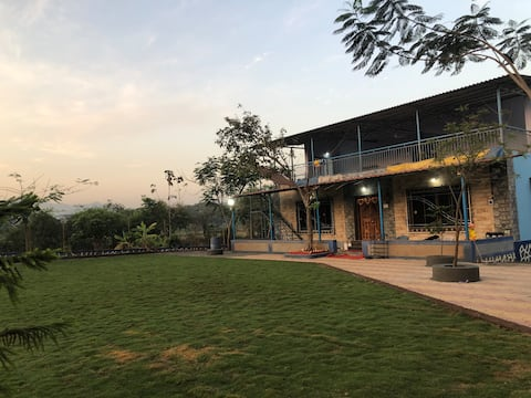 Farm Stay with private pool and  lawn near Panvel