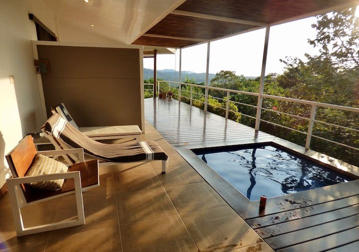 La Terraza Capulin Bed & Breakfast avec Jacuzzi