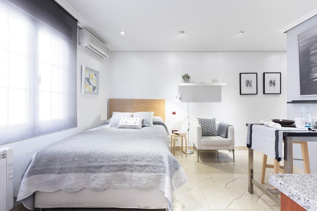 Luxury Serviced Apartments Madrid