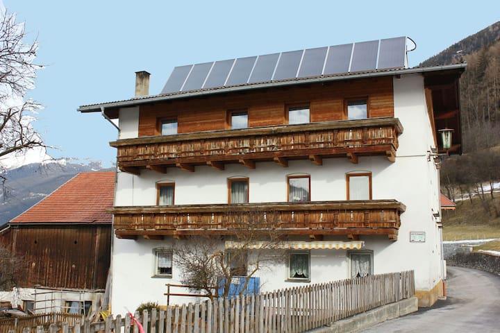 Bel appartement près de Faggen Tyrol, vue sur montagne