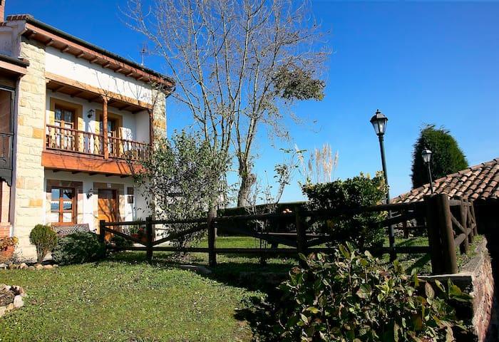 Casa Rural en el Centro de Asturias - Cabranes - House