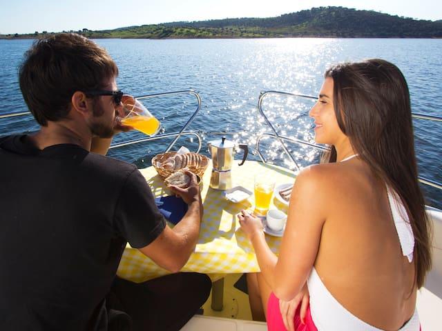 Barcos Casa Lago Alqueva - Amieira - Barco