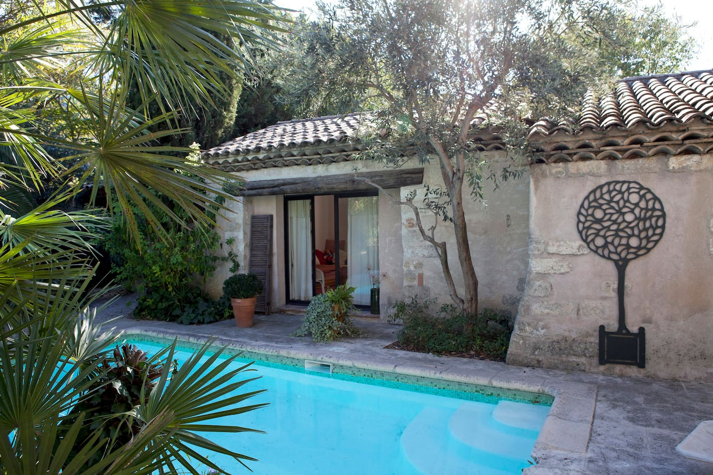 Oasis Charming Calm Downtown Houses For Rent In Montpellier