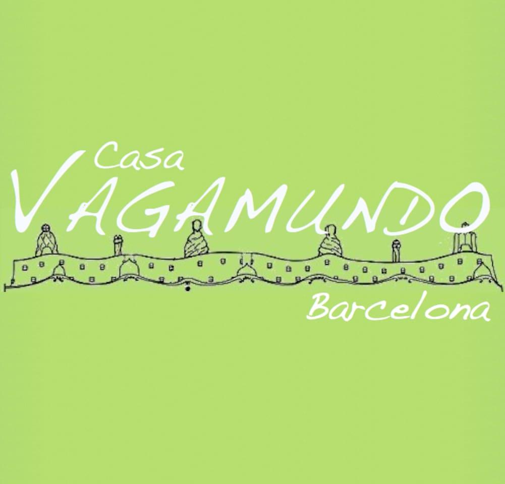 La casa Vagamundo Barcelona!