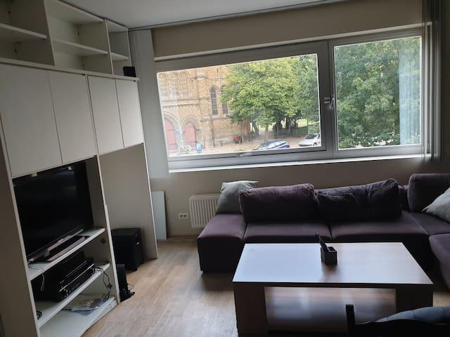 Cosy duplex room