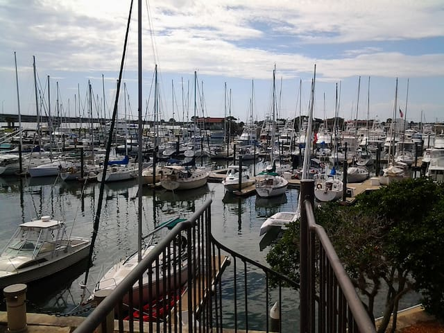 Mariner's Paradise in St. Augustine