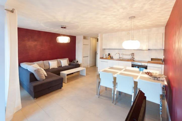 Rubinowy - apartament dwupoziomowy - Wisła - Huoneisto