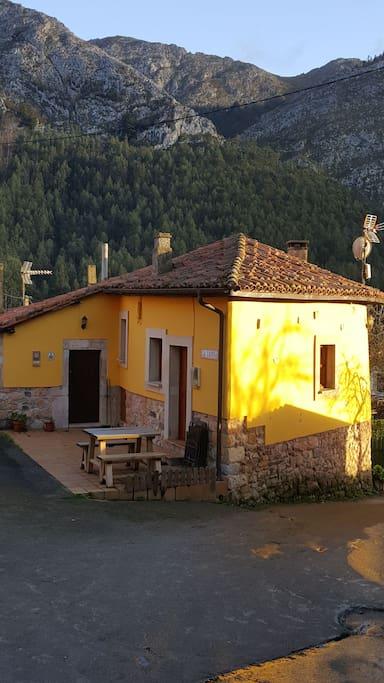 La casina con encanto en ribadesella casas de campo en alquiler en ribadesella principado de - Casas con encanto asturias ...