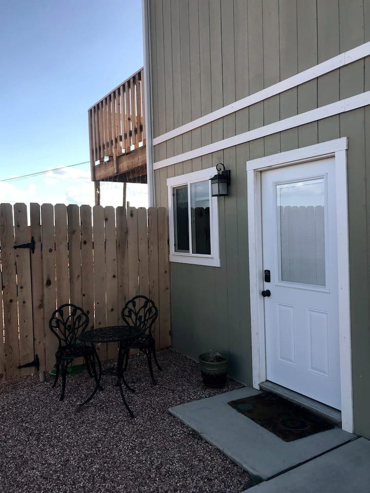 Modern Tiny House Studio!