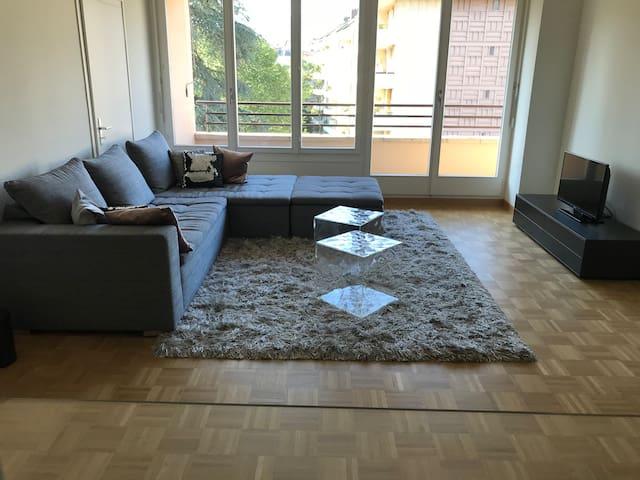 Room 1 in Geneva center (Eaux Vives)