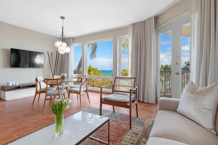 Casita Lavanda | 2 Bedroom suite with the most epic views of the Caribbean Sea