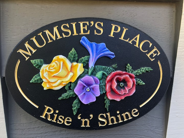 Mumsies Place 1/2 mile to town-Spacious-All yours!