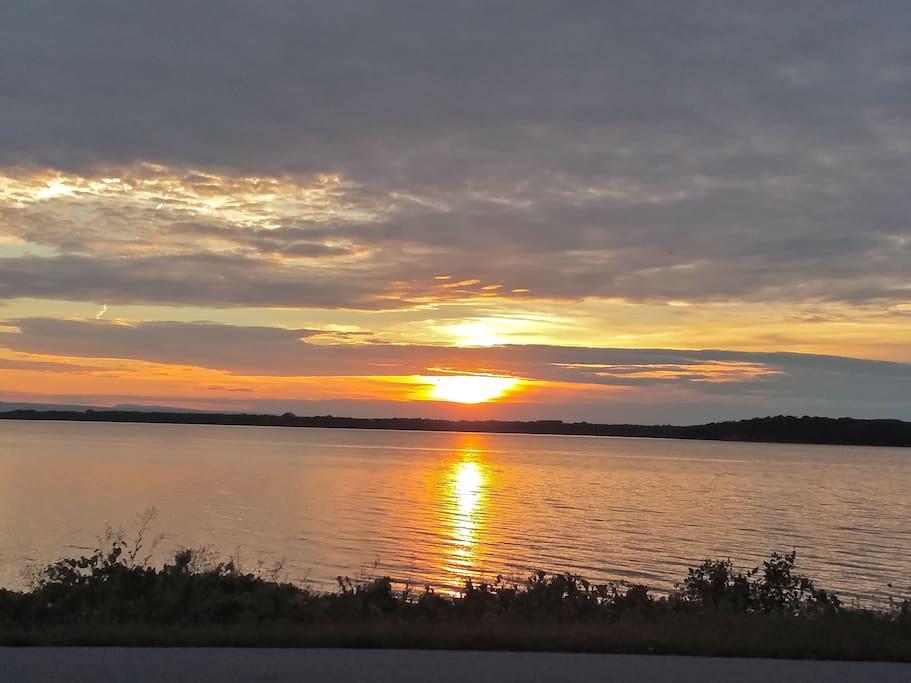 September 4, 2018 sunset
