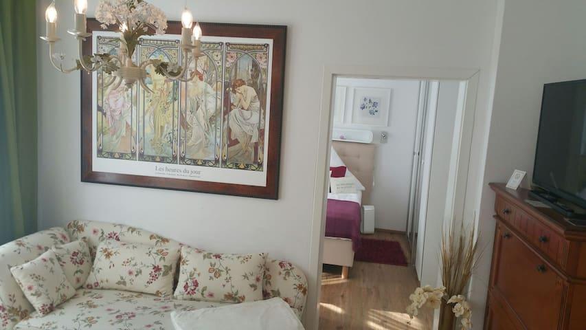 Ferienwohnung FULDA City REsidenz - Fulda - Apartment