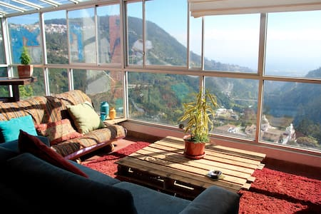Amazing apartment in Guapulo- Private room - Quito