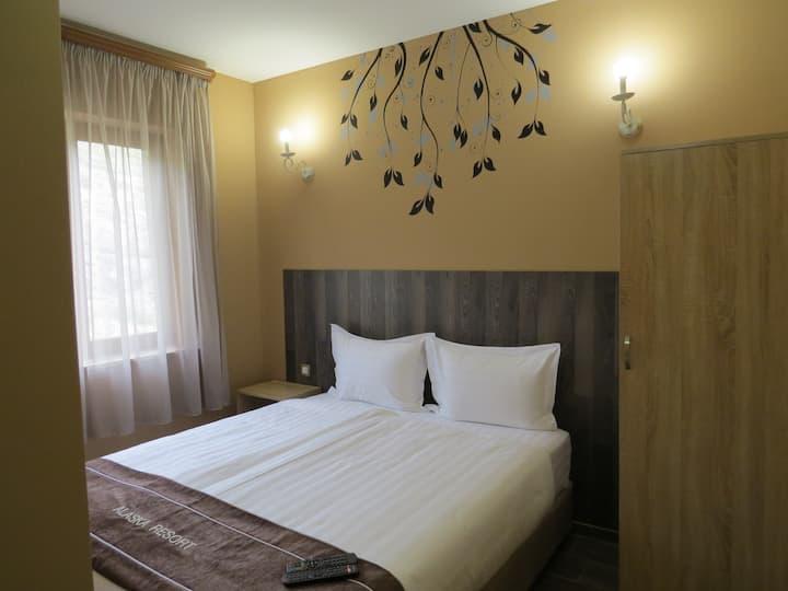 Alaska Resort Hotel Rooms