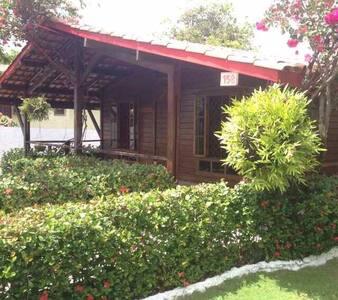 Casa de hóspedes em Salinas - Pará.