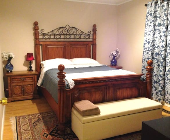 clean, comfort and quiet room - Bloomingdale - Reihenhaus