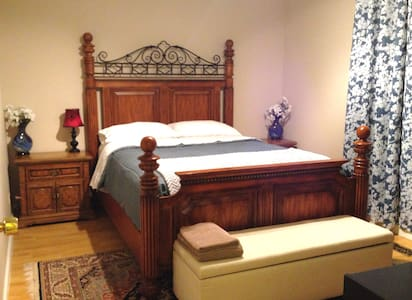 clean, comfort and quiet room - Bloomingdale
