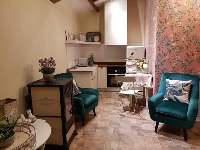La caseta de Laura.