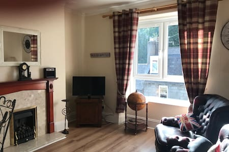 Aberdeen City Apartment - George Street - Wifi