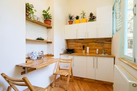 Tiny flat with terrace & garden - 第比利斯 - 公寓