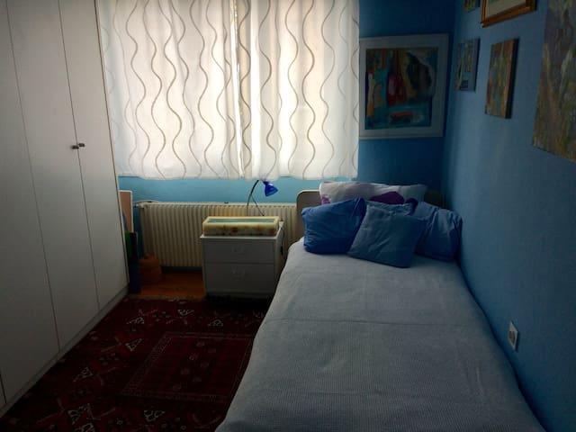 Cozy artistic/SINGLE ROOM/centre - Liubliana - Departamento