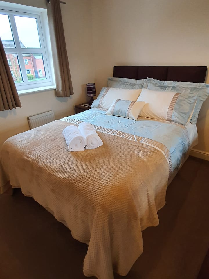 Cosy Stays, very warm, clean and restful place.