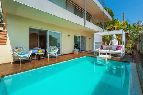 Villa by Ibiza Town w/ Pool and jacuzzi by Destino