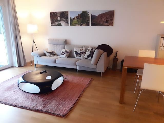 Wunderschöne Unterkunft in Region Toggenburg - Bichelsee-Balterswil - Appartement