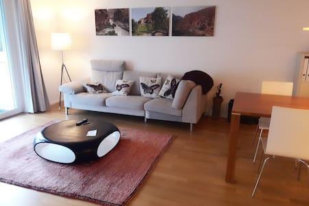 Wunderschöne Unterkunft in Region Toggenburg - Bichelsee-Balterswil - アパート