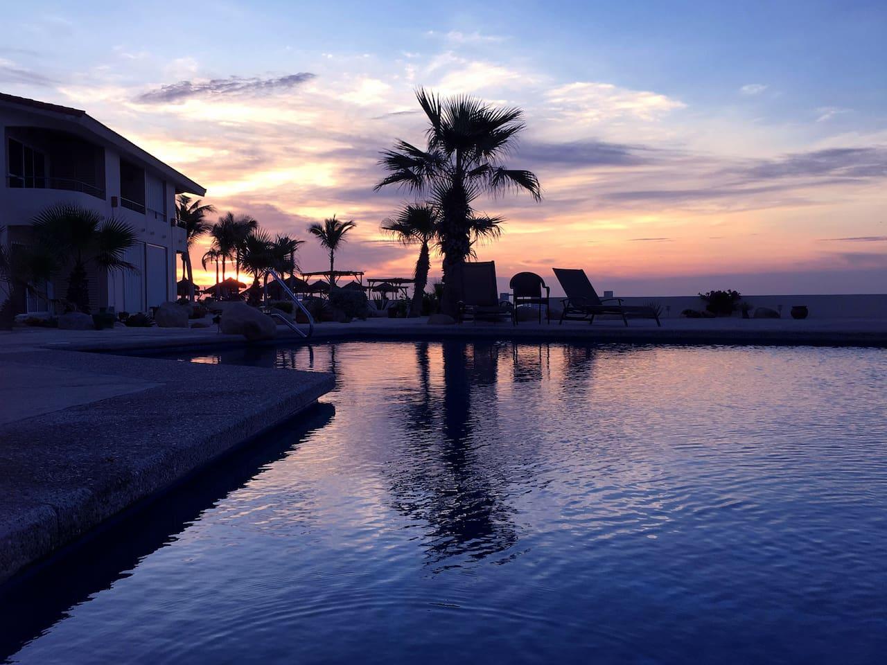 Good morning Baja