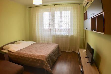 Квартира с прекрасным видом.