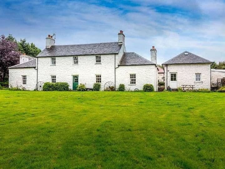 Dunstaffnage Mains Farmhouse (UK13569)