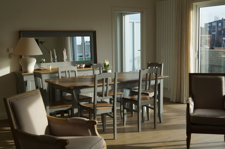 Appart T3  confortable & bien situé - Marcq-en-Barœul - Wohnung