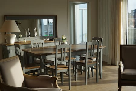 Appart T3  confortable & bien situé - Marcq-en-Barœul - Apartemen