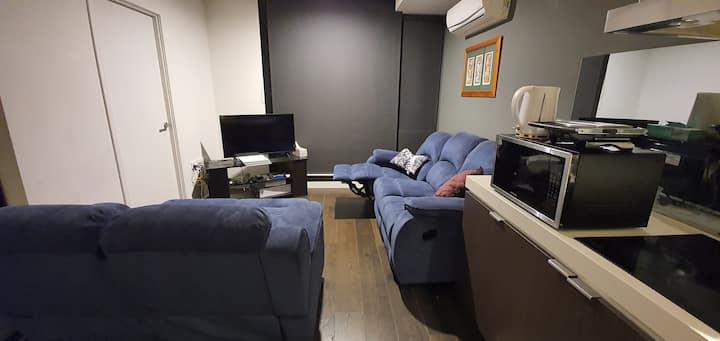 Single Bunk Bed Roomshare Melbourne CBD