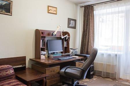 Квартира в самом центре Сибирских Афин