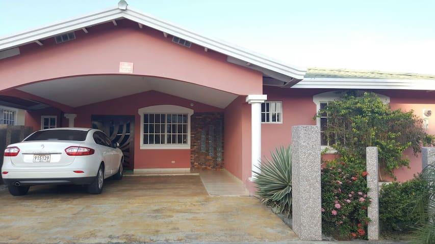 Habitación privada, cómoda - Guararé - Yatakhane