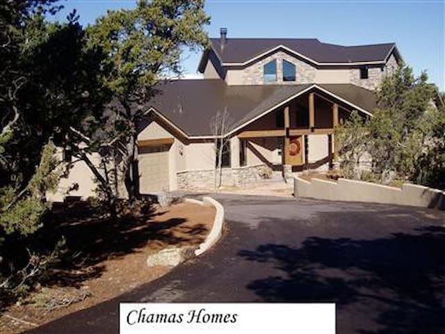 Enchanted Mountain Casa - Tijeras - Rumah