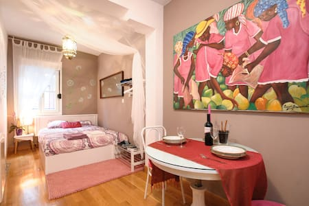 Apartment in old town with wifi - Bilbao - Apartamento