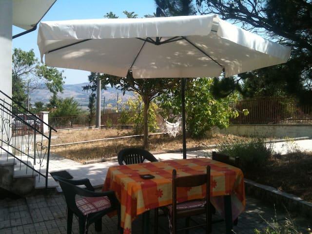 Graziosa Villetta Frigento (AV) - Frigento - House