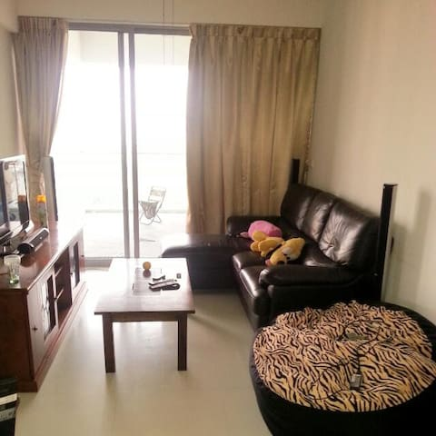 21st Floor Condo Common Room in Boon Keng - シンガポール - アパート