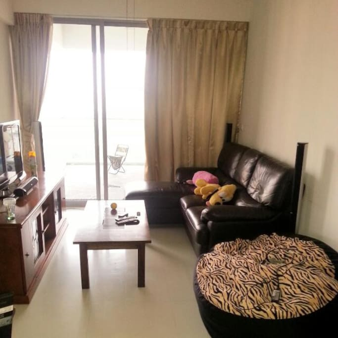 21st Floor Condo Common Room In Boon Keng Apartments For Rent In Singapore Singapore