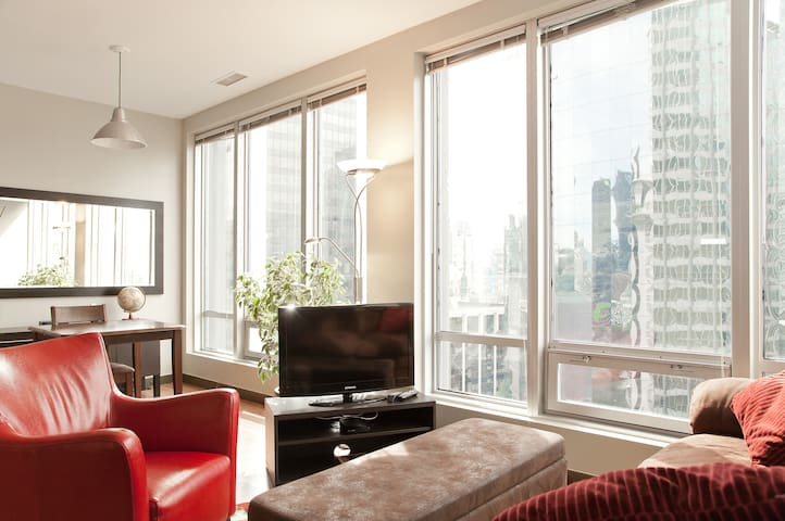 Downtown 1bdrm with amazing views!