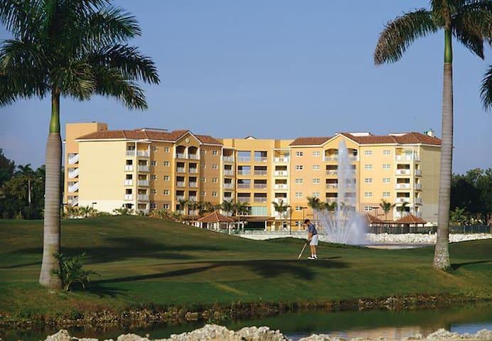 Miami 2br Marriott Villas of Doral
